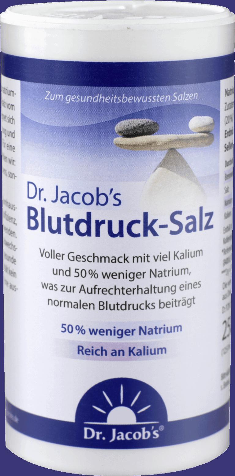 Blutdruck Salz Dose